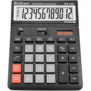 Калькулятор Brilliant BS-444В 12разр. 145*190 мм