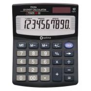Калькулятор настільний Optima, 10 розрядів, розмір 125*100*27 мм
