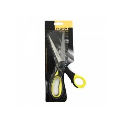 Ножницы  20 см, ручки с рез. вставками, 4252, SOZ