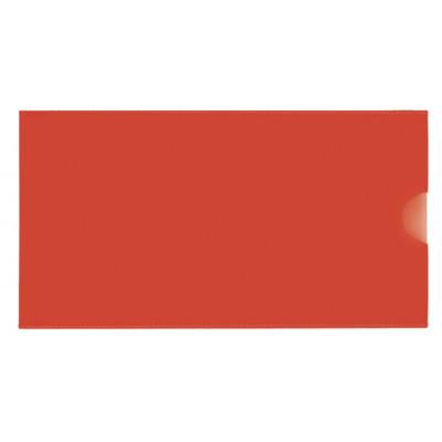Евроконверт Е65 гориз. красный