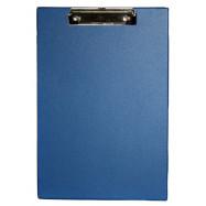 Планшет А4, 4Office, PVC, синий, 4-257-7