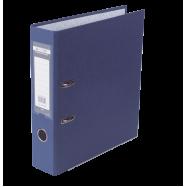 Регистратор одност.  А4, 70мм PP, сборный JOBMAX синий BM3011-02c