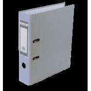 Регистратор одност.  А4, 70мм PP, сборный JOBMAX серый BM3011-09c