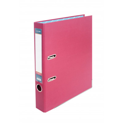 Папка-реєстратор А4 5см рожева (зібрана)