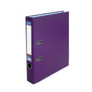 Папка-реєстратор А4 5см фіолетова(зібрана)