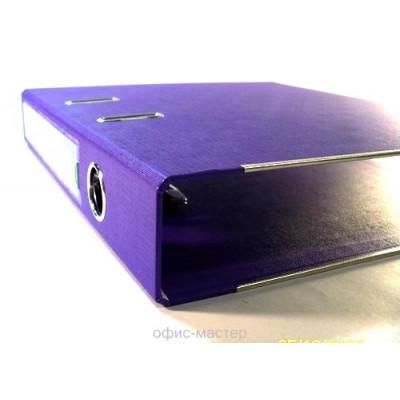 Регистратор, А4, 5см, РVC, фиолет., 5300, Light Norma