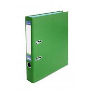 Папка-реєстратор А4 7см зелена, (зібрана)