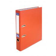 Папка-реєстратор А4 5см помаранчева (зібрана)
