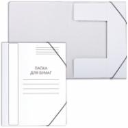 Папка для паперів на резин., лам.ф.А4