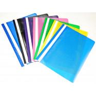 Скоросшиватель пласт. А4, PP, JOBMAX, фиолетовый BM3313-07/шт