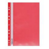 Папка-скоросшиватель А4 Format без перф., апельсин, красная F38503-03