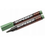"""Маркер перман. """"Schneider"""" 130, зелений"""