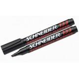 """Маркер перман. """"Schneider"""" 133 черный клин."""