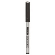 Маркер водостійкий JOBMAX, чорний, для CD, 0,6мм