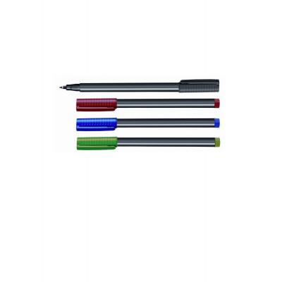 Маркер д/CD-DVD, 0.6 мм, чорн., 209, SOZ
