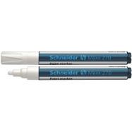 Маркер Paint 270 белый шир.лин.1-3 мм.