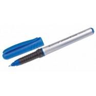 Маркер водостойкий, синий, 0.5мм