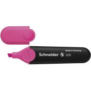 Маркер текстовий  Schneider JOB 150, розовый