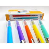 Ручка гелев. FORMAT NATURE 0,5 мм, синяя F17135-02