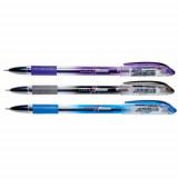 ручка гелевая, 0.6мм, X-TEN, WIN черн.