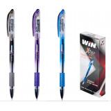 ручка гелевая, 0.6мм, X-TEN, WIN фиол.