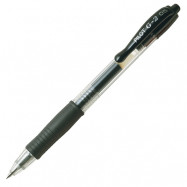 PILOT ручка гелевая G-2 0,5 черн.