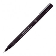 Ручка лайнер 0,3мм Uni Pin чорн.