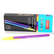 """Ручка масл. Goldex """"Colorstix #932 Индия 1,0мм, фиолет."""