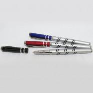 """609# Ручка перо  мет. """"Спираль"""" мет"""