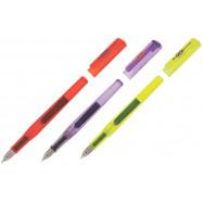 Ручка перьевая, прозрачный корпус