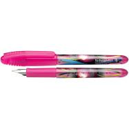Ручка перьевая  ZIPPI PLUS розовая