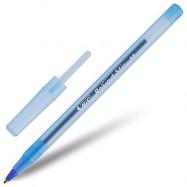 """Ручка шариковая  BIG """"Round Stic"""" синяя, 1мм"""