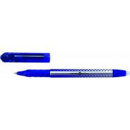 Ручка шариковая самостирющая OPTIMA CORRECT, синяя