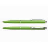 Ручка шар. автом. Schneider, К15  корпус зеленый, пишет синим