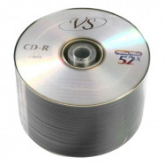 CD-R VS 700 MB 52x Bulk/50