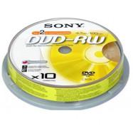 Носії інформації TDK CD-RW 700Mb 52xCake10 pcs