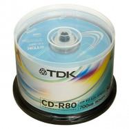Носії інформації  MAXIMUS  CD-R 700Mb 52x Cake 50 pcs