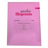 Дневник В5, обложка флуоресцентная ПВХ глянець