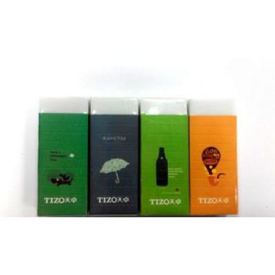 "TE-9053 Ластик - Tizo ""Green"""