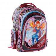 """ранец-рюкзак """"Fashion Club 1"""", 2 отд., 38*29*17cm , JQ PL,9517, CLASS"""