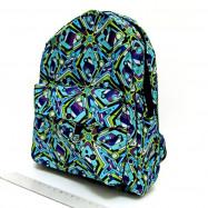 "DSCN0632-S-1 Рюкзак с карманом ""Future"" 27х21х9см"