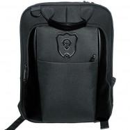 Рюкзак-сумка для ноутбука 38*30*5см, черн.