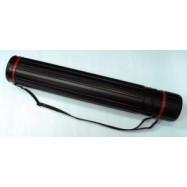 JL-HT-607 Тубус для чертежей D- 13,5 (75-135) см (черный)