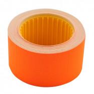 Цінник 30*20мм (300шт, 6м), прямокутний, зовнішня намотка, помаранчевий