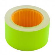 Цінник 30*20мм (300шт, 6м), прямокутний, зовнішня намотка, зелений