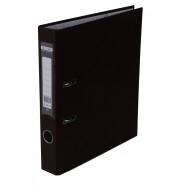Регистратор одност.  А4, 50мм PP, сборный JOBMAX черный BM3012-01c