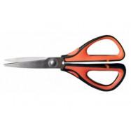 ножиці, 17см, універс., прогумов. ручки, 4250, SOZ