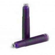 Капсули с чернилами в блистере, фиолетовый, 10 шт.
