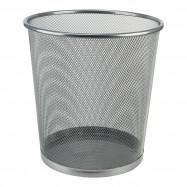 Корзина для паперу 260x280мм метал., сріблястий