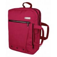 """Рюкзак-сумка 2в1 17"""" O97518-02"""